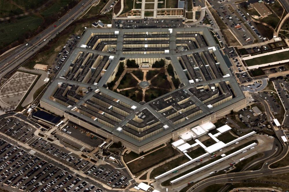 Microsoft Pentagon Contract