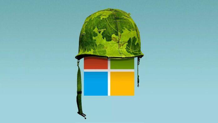 Microsoft at war