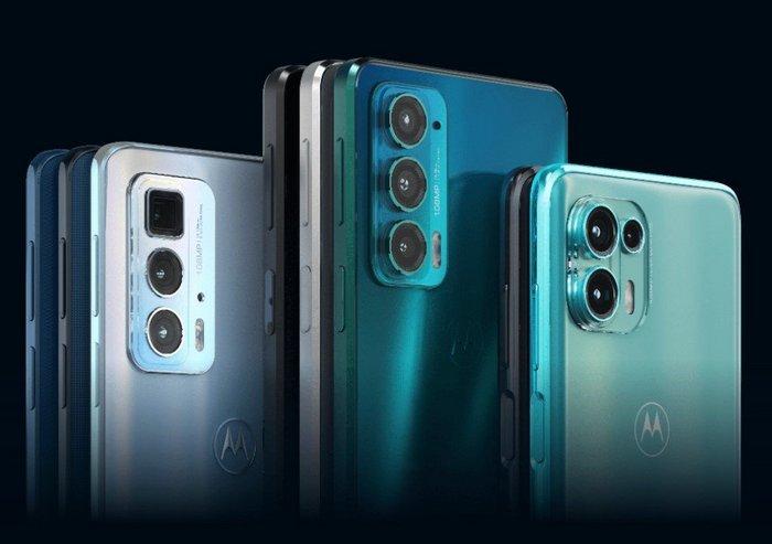 Motorola Edge 20, Edge 20 Pro, Edge 20 Lite