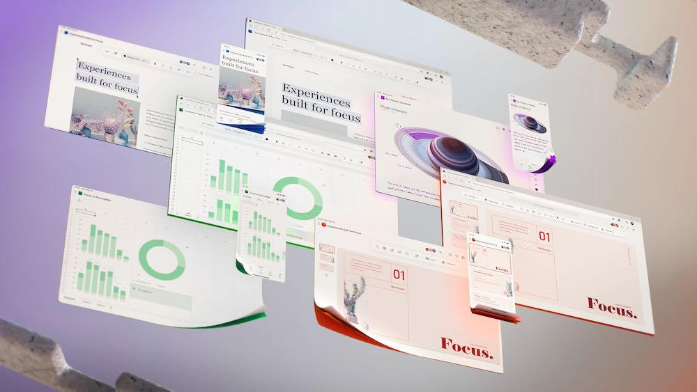 New Microsofts Office UI