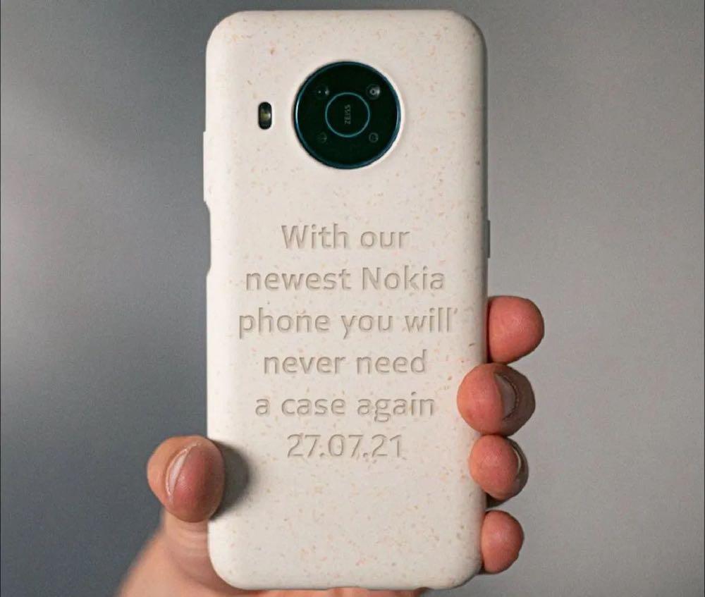 Nokia XR20 launch teaser
