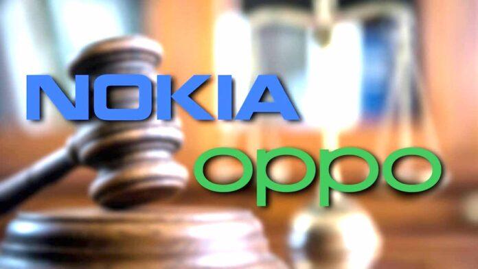 Nokia vs OPPO