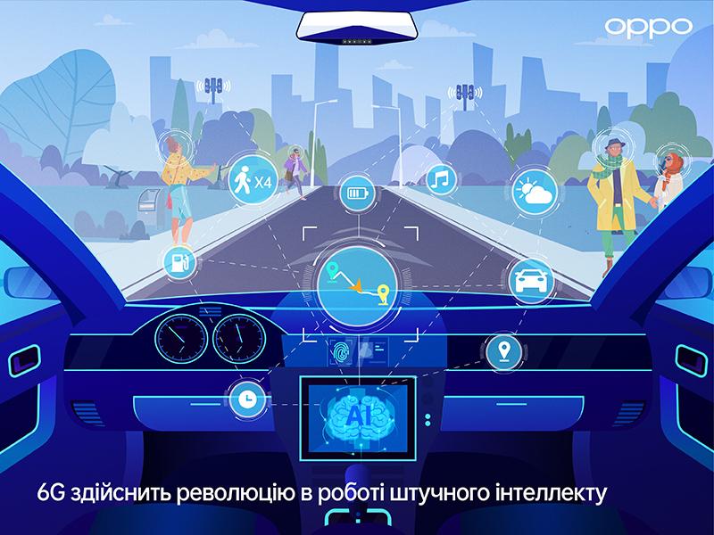 OPPO 6G will revolutionize how AI works