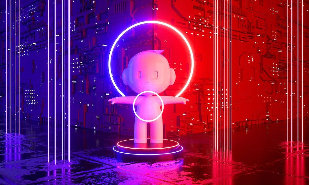 OPPO Renovators 2021 Art Toy