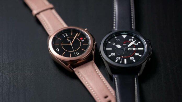 Samsung Galaxy Watch 4 Series Concept
