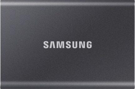 SSD-накопитель Samsung Portable T7 MU-PC500T/WW