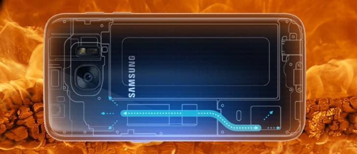 Samsung Water Cooling