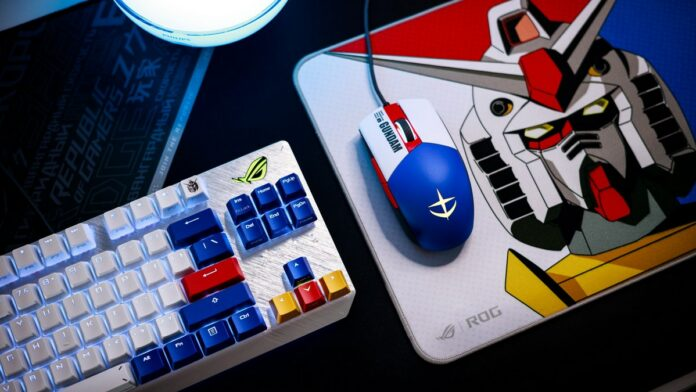 ASUS Mobile Suit Gundam