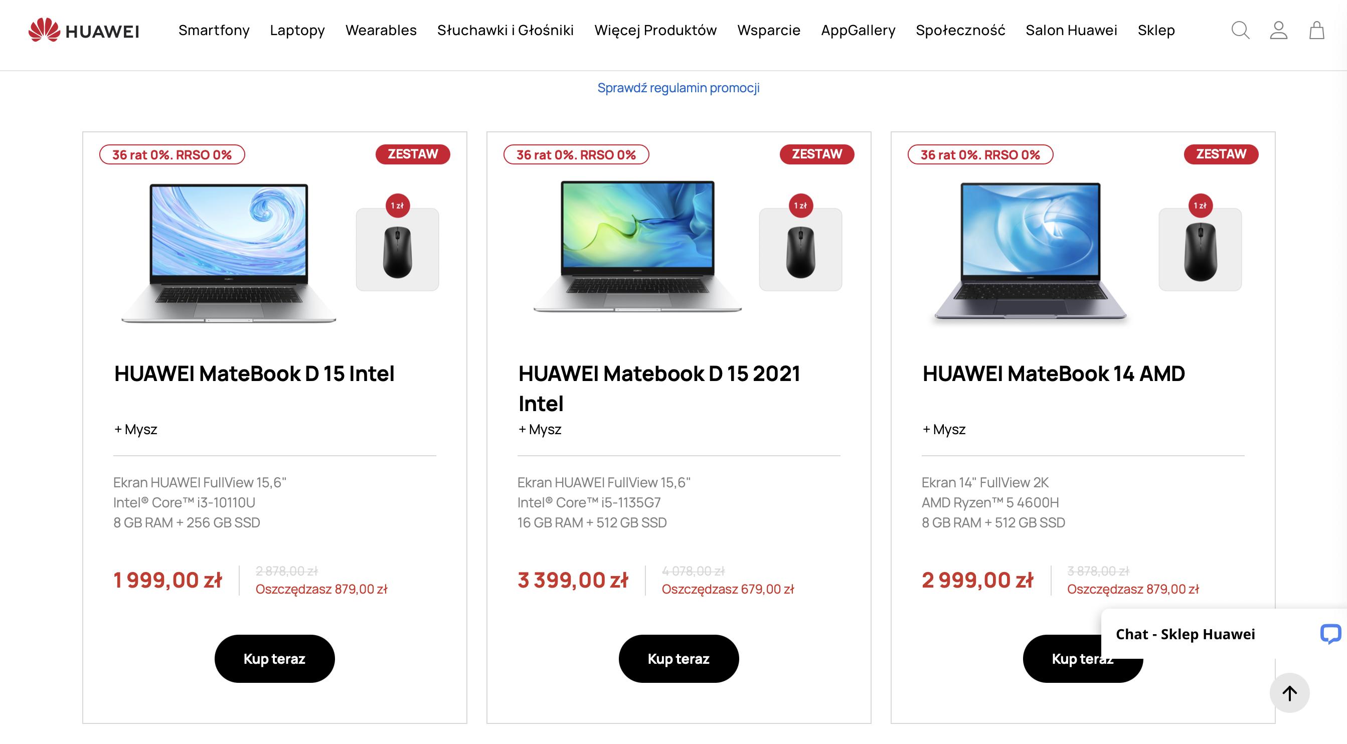 Letnie promocje od Huawei – laptopy, tablety, telefony i smart zegarki taniej! Znamy szczegóły