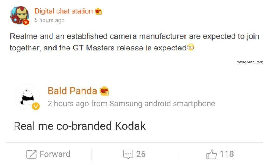 Realme Kodak