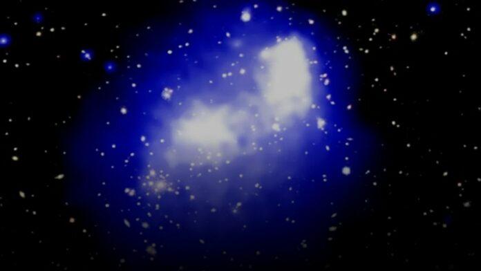 Lurking Cosmic Cloud