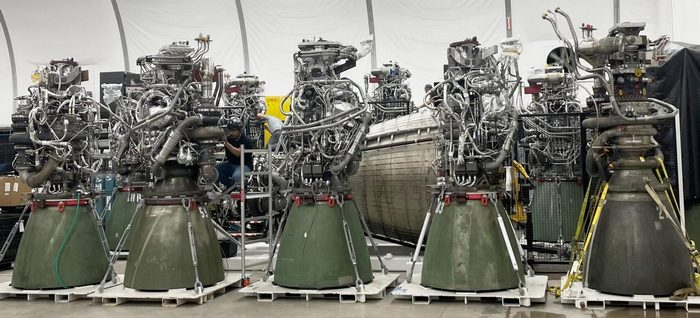 SpaceX Starship-Boca-Chica-Raptor