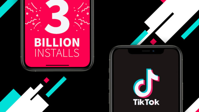TikTok 3 billion downloads