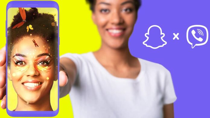 Viber Snap AR