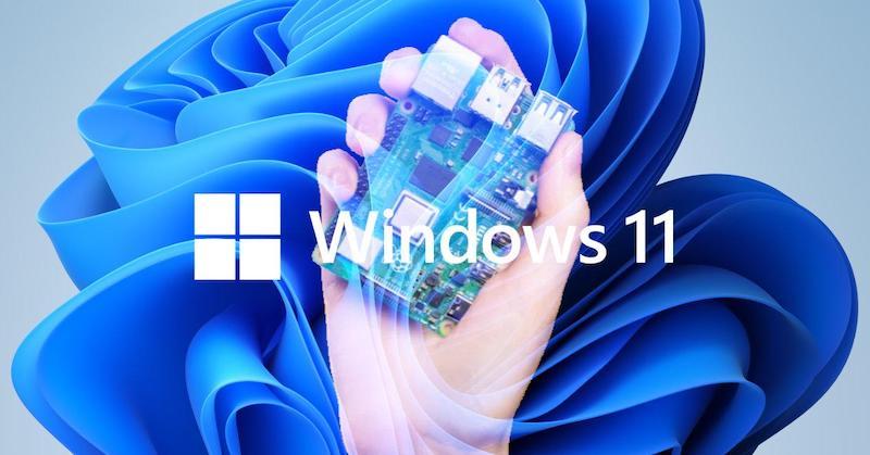 Windows 11 Raspberry Pi