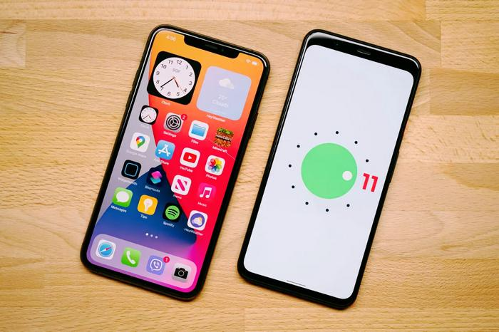 Google iOS Android