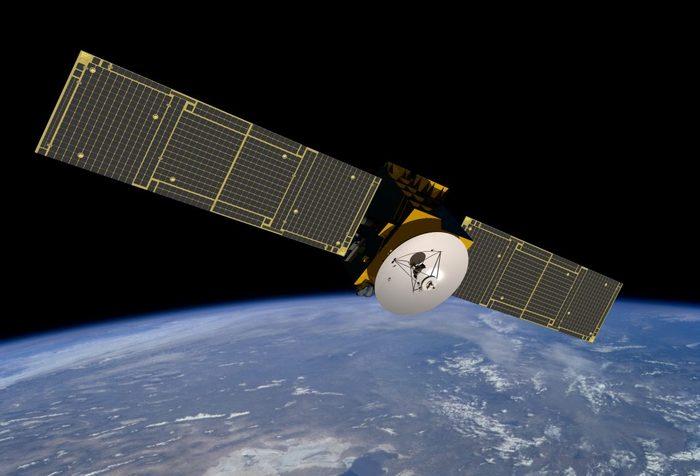 Китайський супутник Tansat повідомив про глобальну вуглецеву мережу в 6 Гт