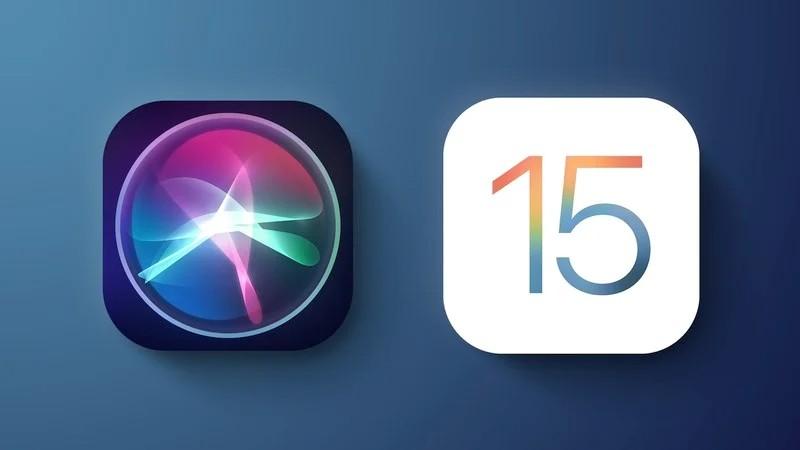 iOS 15 Siri