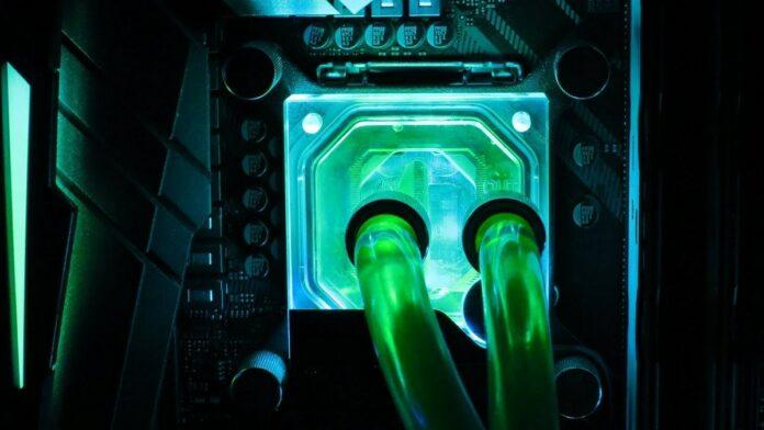 TSMC liquid cooling