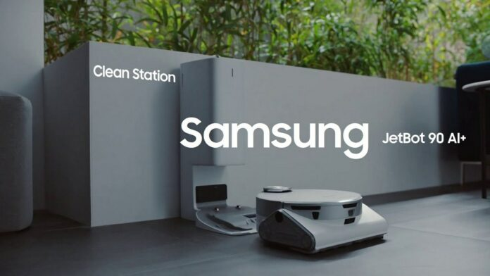 Samsung JetBot