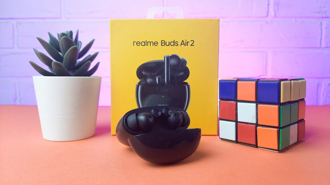 realme Buds Air 2 realme Buds Q2