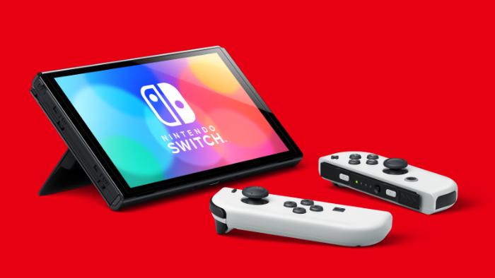 Анонсирована новая модель Nintendo Switch с OLED-дисплеем