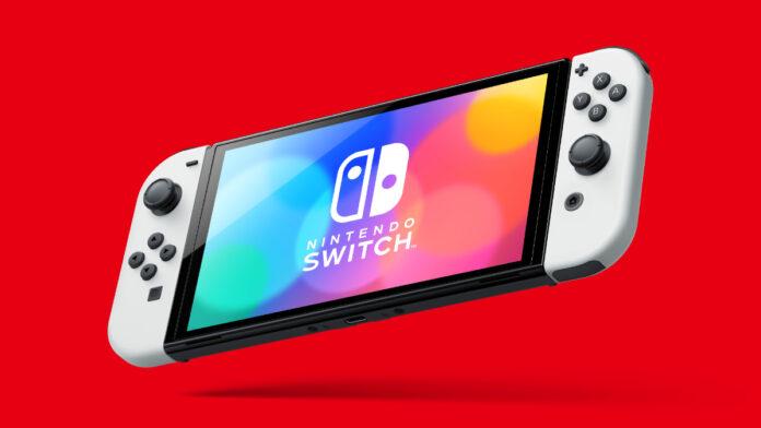 Nintendo Switch (OLED-модель)