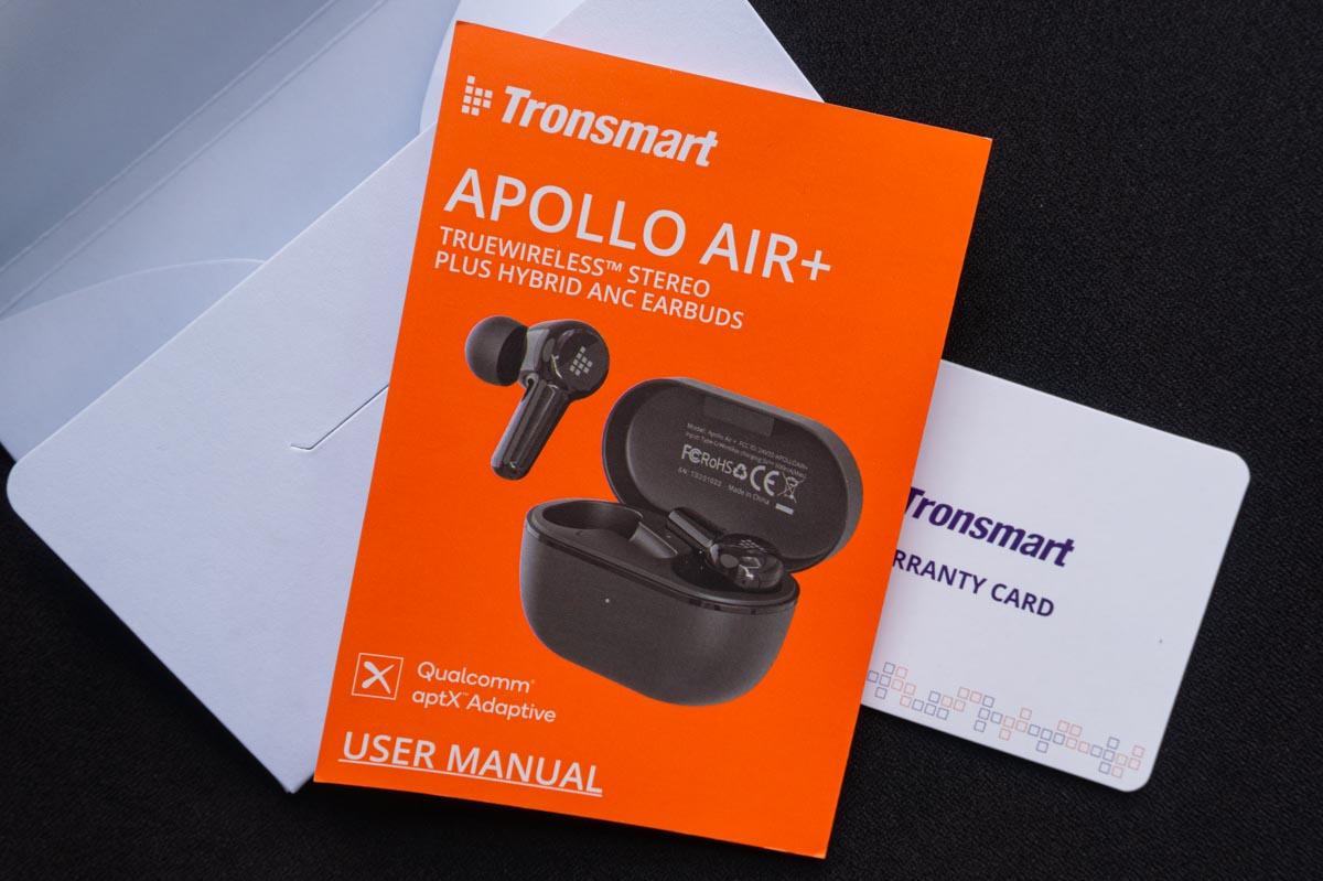 Tronsmart Apollo Air+