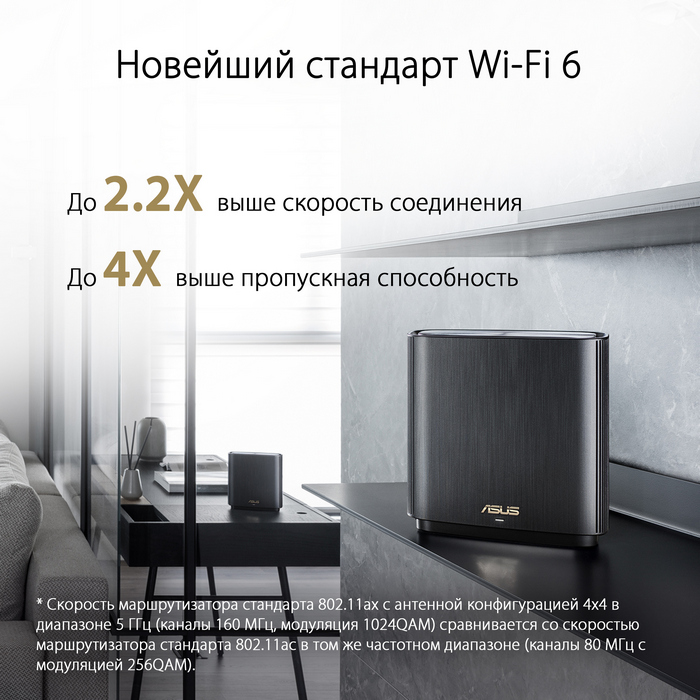 ASUS wi-fi-6