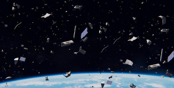 chinese satellite