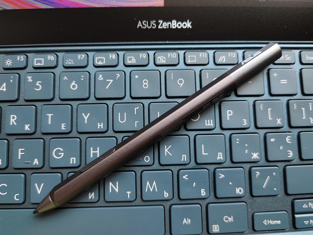 ASUS ZenBook Pro Duo UX582