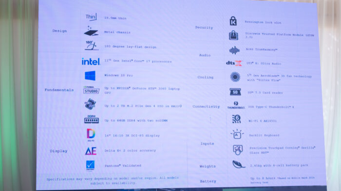Acer Enduro 2021