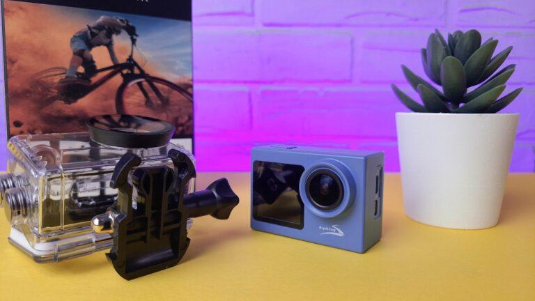 Обзор экшн-камеры Aspiring Repeat3: бюджетный хит собилием аксессуаров
