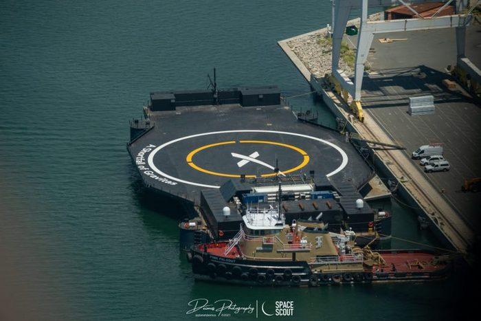 SpaceX A Shortfall of Gravitas (ASOG)