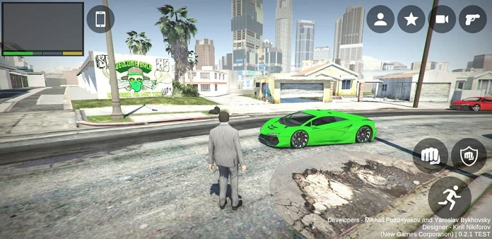 GTA V Mobile APK for Android