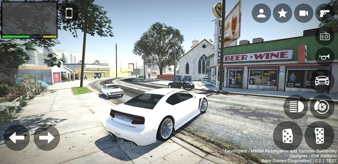Grand Theft Auto V Mobile APK for Android