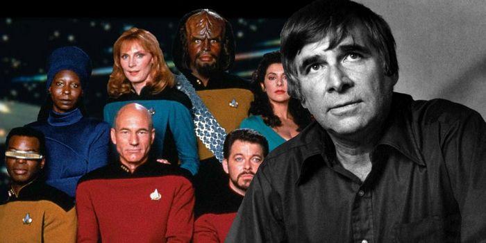 Gene Roddenberry Star Trek