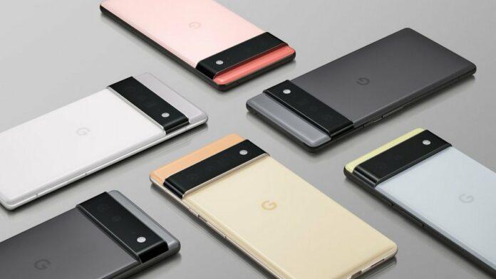 Google Pixel 6 Tensor