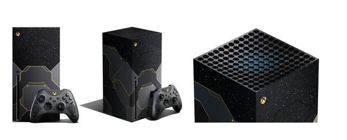 Halo Infinite видання Xbox Series X