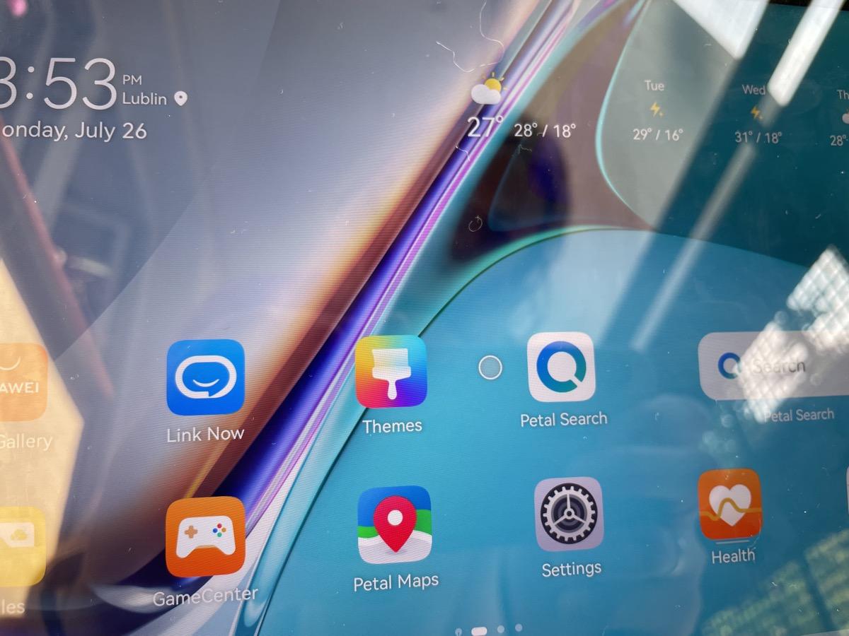 Huawei MatePad 11 mouse