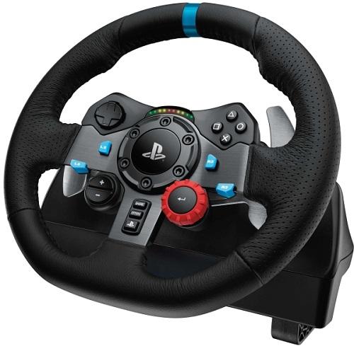 Игровой руль Logitech G29 Driving Force