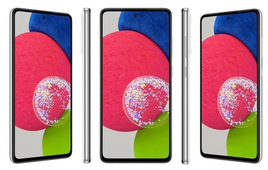 Samsung Galaxy M52 5G 8GB RAM