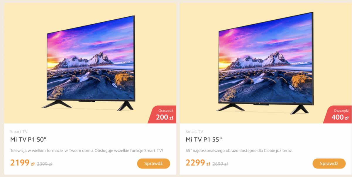 Promocje Xiaomi we wrześniu