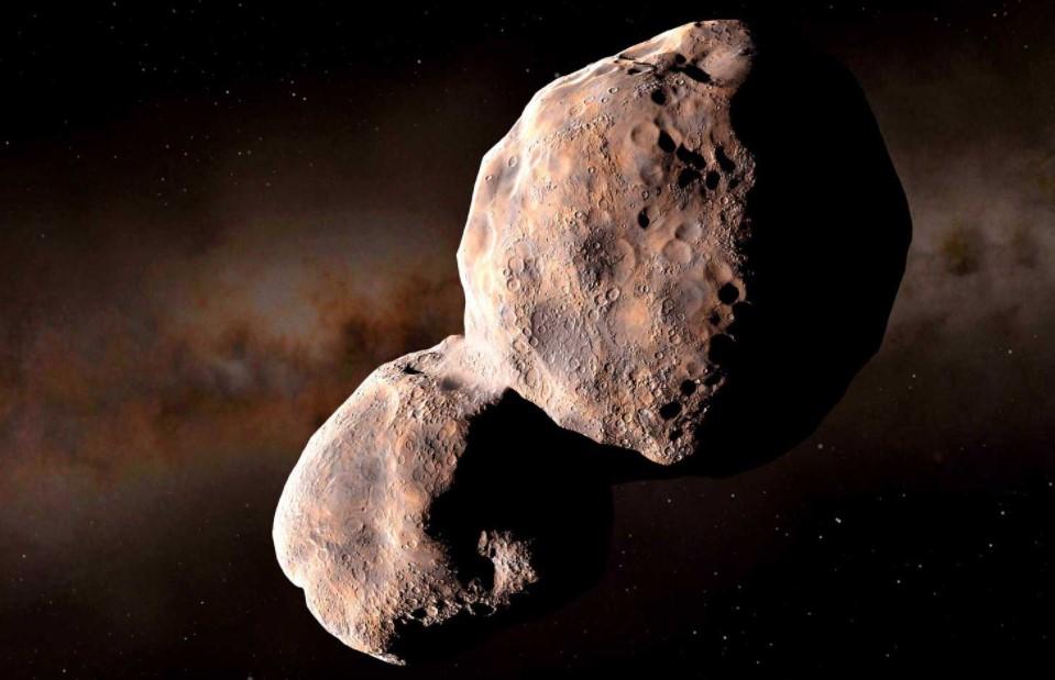 астероїд Аррокот