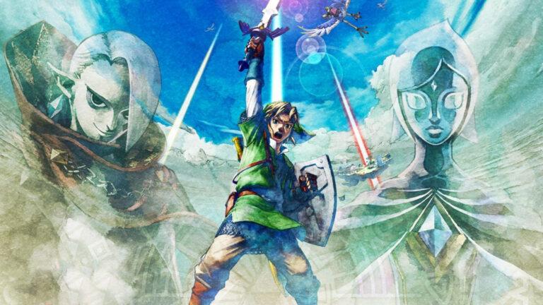 Обзор The Legend Of Zelda: Skyward Sword HD — Возвращение полузабытого эксклюзива