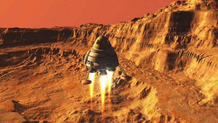 Spaceship Mars