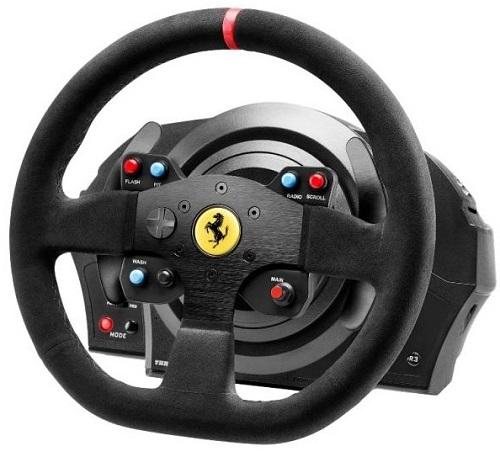 Игровой руль ThrustMaster T300 Ferrari Integral Racing Wheel
