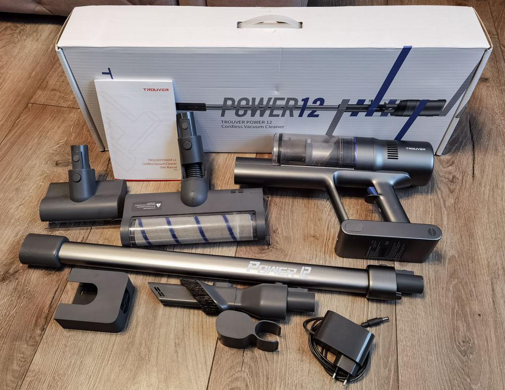 Trouver Power 12 - комплект поставки