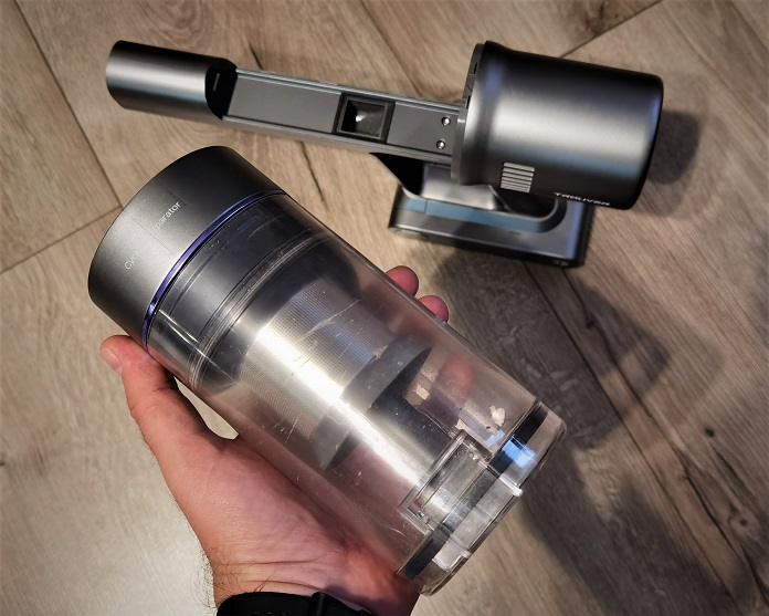 Trouver Power 12 - емкость для пыли и фильтры