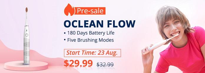Oclean Flow Pre-Sale